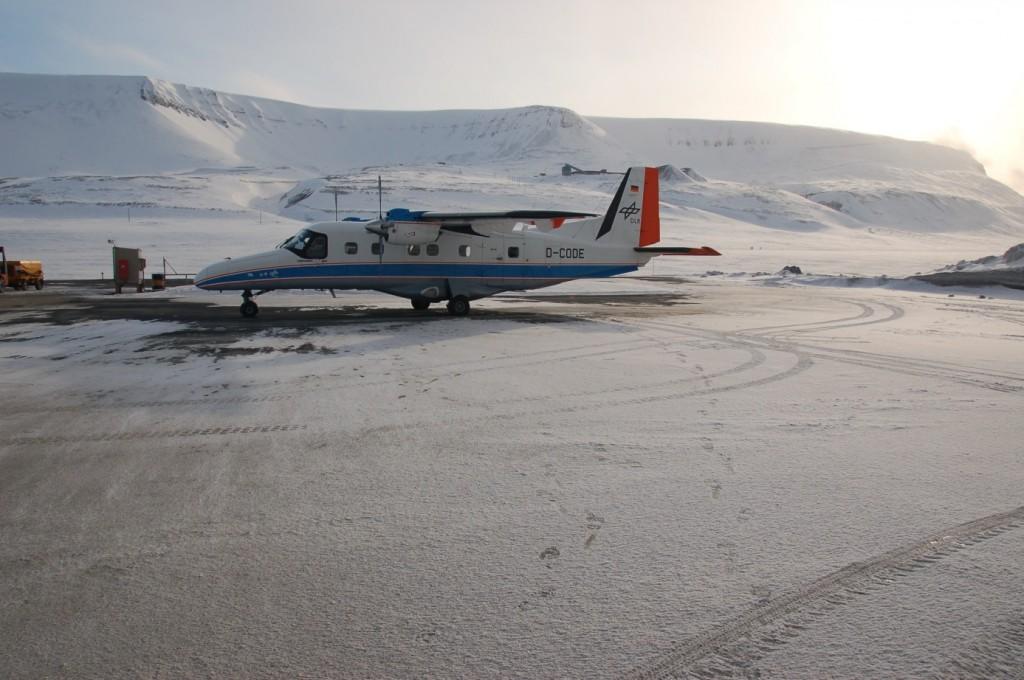 ICESAR2007campaignE-SAR
